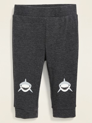 Old Navy Shark-Graphic Jersey-Knit Pants for Baby