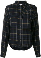 Derek Lam 10 Crosby Plaid Shirt