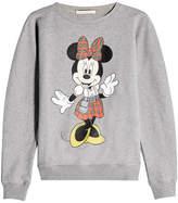 Christopher Kane Minnie Mouse Cotton Sweatshirt