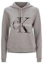 Calvin Klein Jeans Icon Logo Hoodie