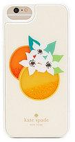 Kate Spade Orange Blossom Shake iPhone 7 Case
