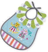 Mackenzie Childs MacKenzie-Childs Toddlers' Bow Wow Meow Terry Bib