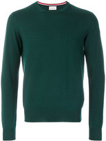 Moncler classic knit sweater - men - Virgin Wool - M