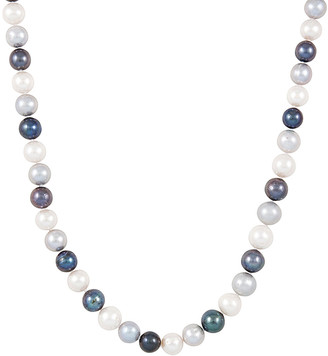 Splendid Pearls 10-11Mm Freshwater Pearl Endless Necklace