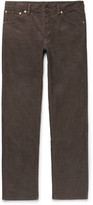 Visvim Fluxus Cotton-blend Corduroy Trousers