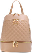 Baldinini quilted backpack - women - Leather - One Size