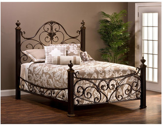 Hillsdale Mikelson Bed Set, Queen, With Rails
