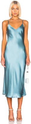 SABLYN Taylor Slip Dress in Ice | FWRD