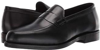 Allen Edmonds Wooster St (Black) Men's Slip-on Dress Shoes
