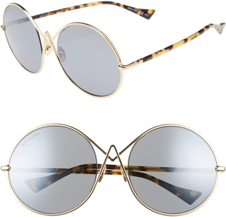 Altuzarra 60mm Round Sunglasses