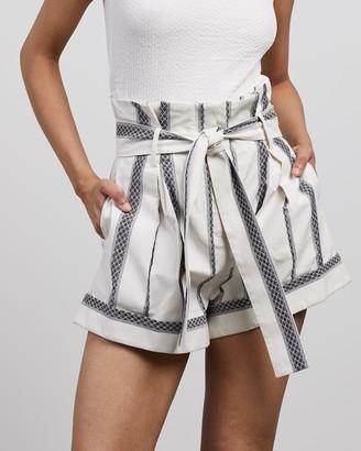 Acler Kingsway Shorts