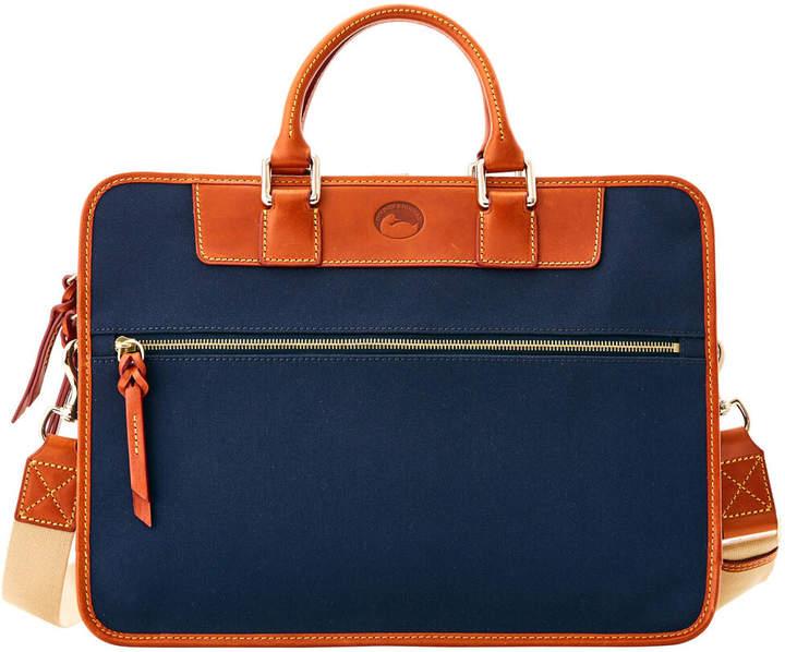 Dooney & Bourke Executive Cabriolet Brooklyn Briefcase