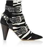 Isabel Marant Women's Lysett Ankle Boots-WHITE
