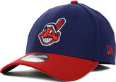 New Era Cleveland Indians MLB Team Classic 39THIRTY Cap