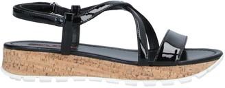 Prada Linea Rossa Sandals