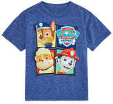 Nickelodeon Table Tees Short Sleeve Crew Neck Paw Patrol T-Shirt Boys