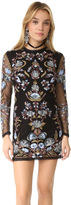 Free People Royal Bodycon Mini Dress