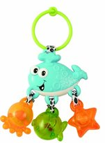 Infantino Jingle Gems whale G55883 (japan import)