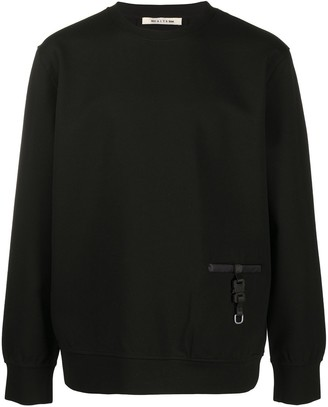 Alyx Long Sleeve Clip-Detail Sweater