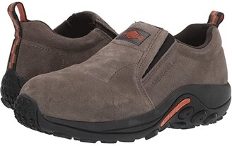 Merrell Work Jungle Moc Alloy Toe (Gunsmoke) Women's Shoes