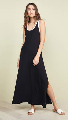 Sundry Ringer Maxi Dress