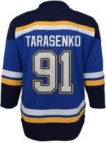 adidas Vladimir Tarasenko St. Louis Blues Player Replica Jersey, Little Boys (4-7)