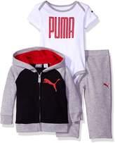Puma Boys' 3 Piece Hoodie Set