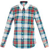 Thom Dolan St Pats Oxford tartan shirt