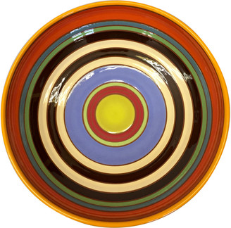 Daphne Verley Ceramics Esperanza Striped Bowl