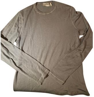 Saint Laurent Grey Cashmere Knitwear & Sweatshirts