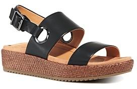 Vionic Women's Louise Raffia Platform Sandals