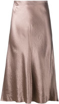 Vince flared skirt - women - Acetate - L