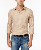 Tommy Hilfiger Men's Marsh Herringbone Shirt