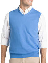 Izod Fieldhouse V Neck Sweater Vest
