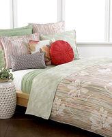 Style&Co. CLOSEOUT! Bedding, Flores Twin Duvet Cover Set
