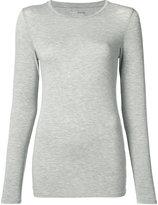 Majestic Filatures longsleeved T-shirt - women - Spandex/Elastane/Viscose - 1