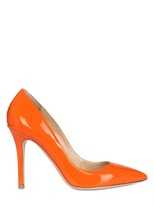 Semilla - 90mm Patent Pointy Toe Pumps