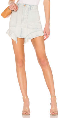 NSF Leonie Ruffle Skirt. - size S (also