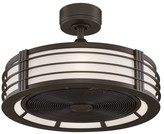 """Pottery Barn 23"""" Beckwith Indoor Ceiling Fan"""