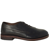 Gee WaWa Dark Brown Micki Leather Oxford
