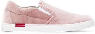 Scarosso Slip-On Sneakers