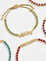 BaubleBar Custom Birthstone Bracelet