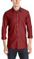 Robert Graham Men's Central-Long Sleeve Button Down Shirt