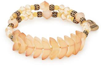 Alex and Ani Crystal Wrap Bracelet