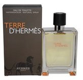 Hermes Terre D by 3.3 / 3.4 oz 100 ml edt Cologne Spray For Men * Original Retail Packaging by