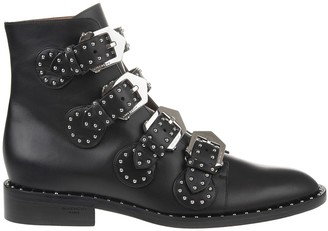 Givenchy Black Woman Elegant Ankle Boot
