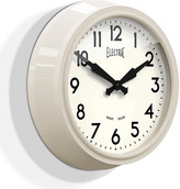 Newgate Clocks - 50's Electric Clock - Sponge Cake Cream