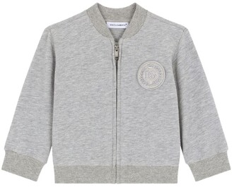 Dolce & Gabbana Kids Zip-Up Jacket (3-30 Months)