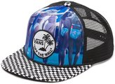 Vans Off The Wall Men's Hank Foto Trucker Snapback Hat Cap