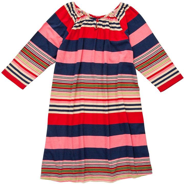 Pink Chicken Jenna Dress - Variagated Stripe